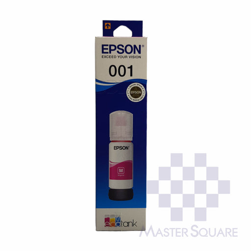 Epson Ink 001 70ml Magenta-Master Square