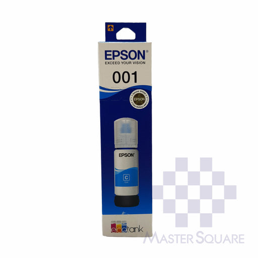 Epson Ink 001 70ml Cyan-Master Square