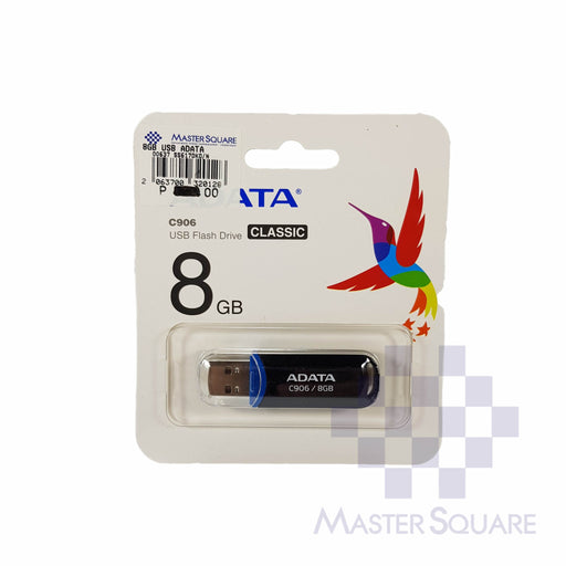 Adata Usb Flash Drive 8gb-Master Square