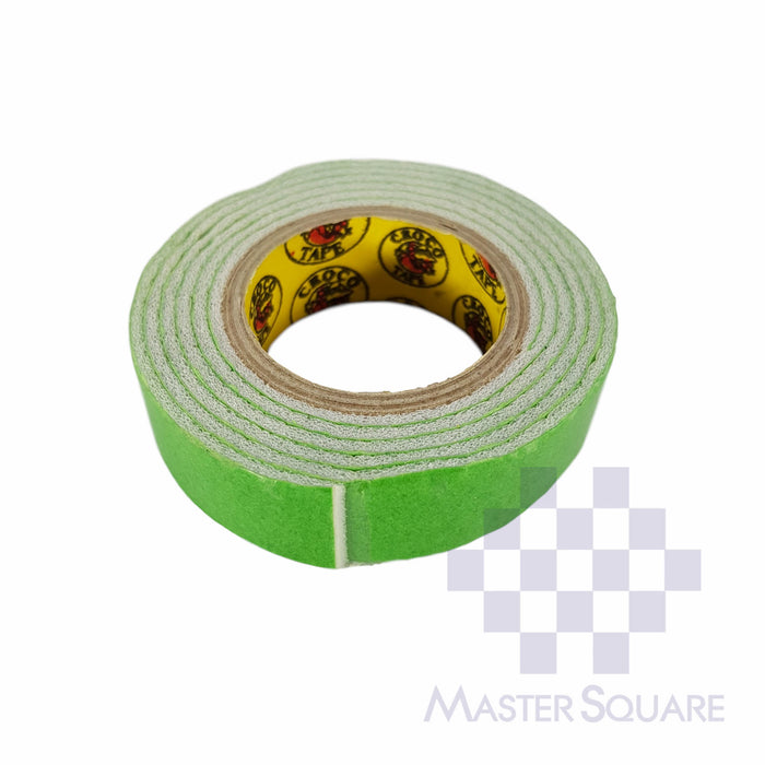 Croco Double Side Foam Tape 3/4in Sm Roll-Master Square