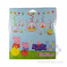 Party Swirl Hanging Dã£â£‰cor Peppa Pig-Master Square
