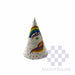 Party Hat 20cm Unicorn Rainbow White Set Of 10-Master Square