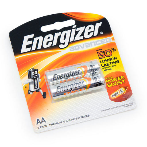 Energizer Advanced Aa 2s-Master Square