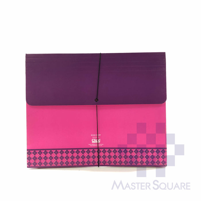 Expanding Envelope Letter Size Design Ee-002 Diamond-Master Square