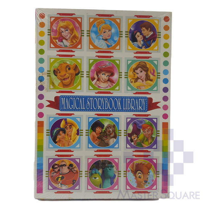 Magical Story Books-Master Square