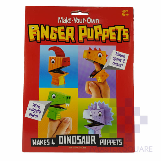 Finger Puppets Make-your-own-Master Square