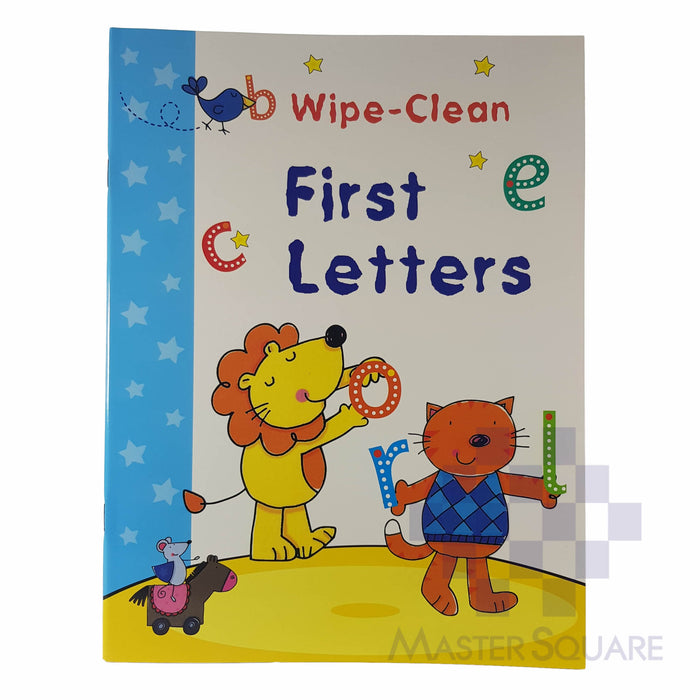 Wipe Clean First Letter-Master Square