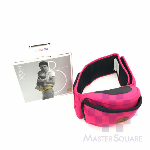Baby Hip Seat Carrier C09 Pink-Master Square