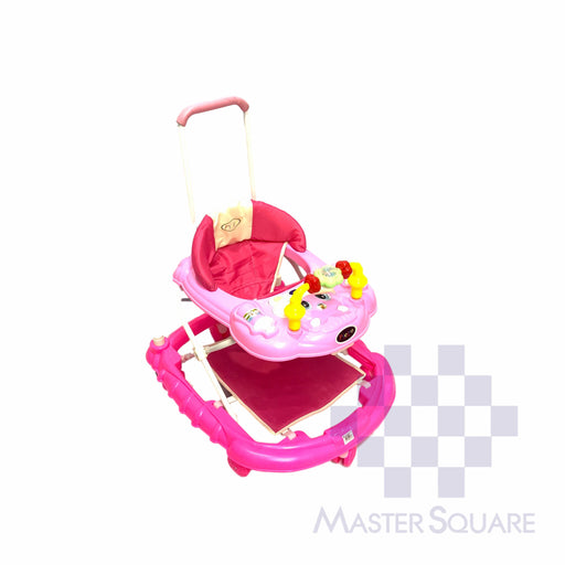 Baby Walker Pw18 Pink-Master Square