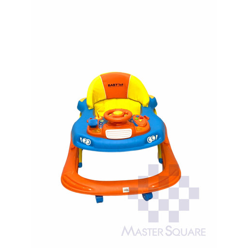 Baby Walker 193as Orange-Master Square