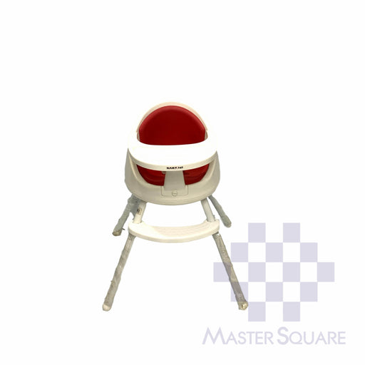 Baby First High Chair Red-Master Square