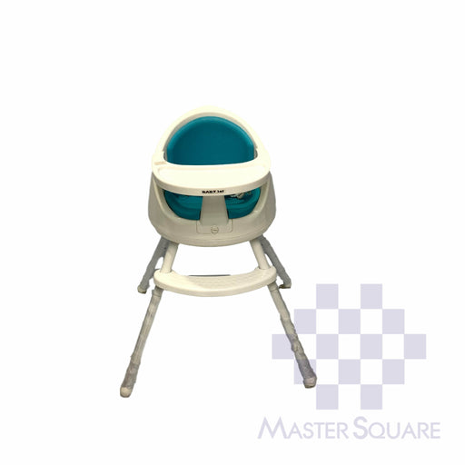 Baby First High Chair Blue-Master Square