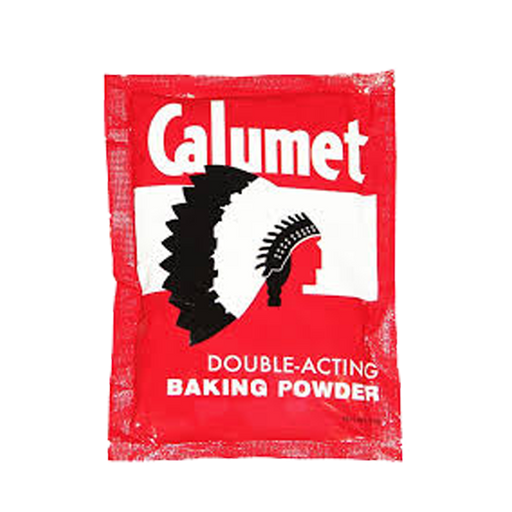 Calumet Baking Powder-Master Square