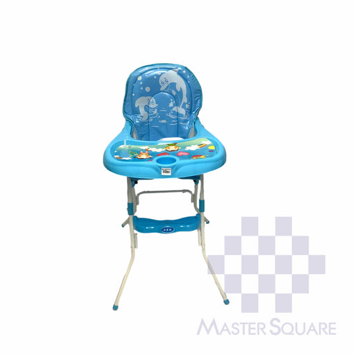 High Chair Dolphin-Master Square