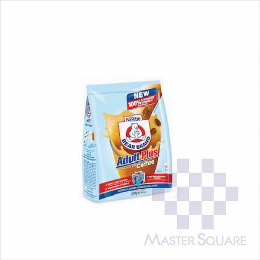 Bear Brand Adult Coffee 300g-Master Square