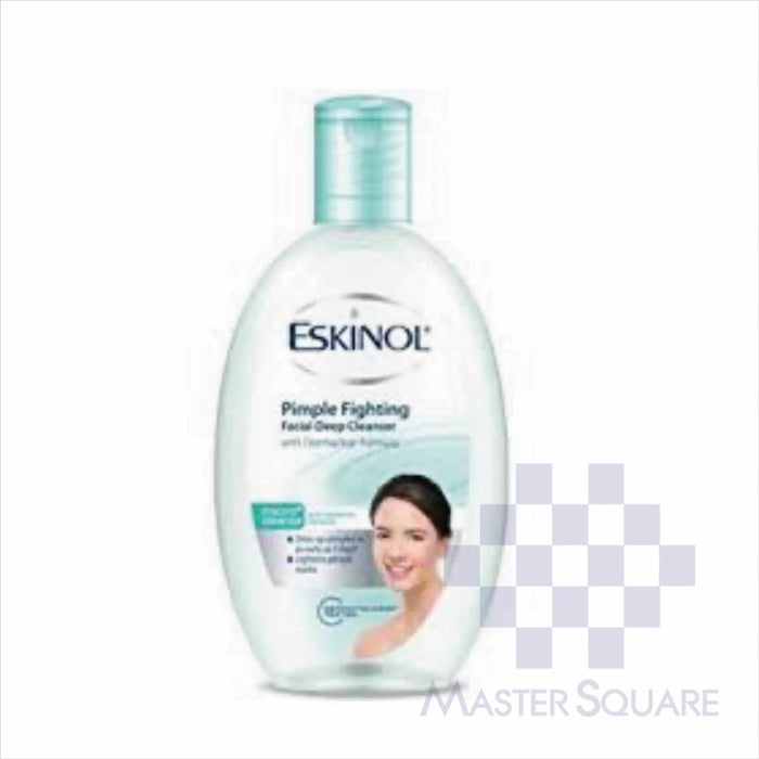 Eskinol Cleanser Pimple Fight Deep Dermaclear 135ml-Master Square