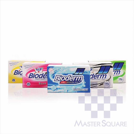 Bioderm Soap Coolness 135g-Master Square