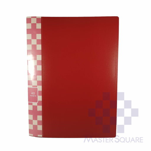 Displaybook Ppdb A4 40 Pages-Master Square