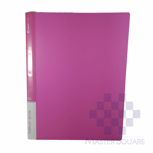 Displaybook Cyfc A4 20 Pages-Master Square