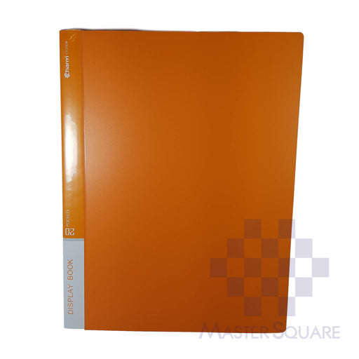Displaybook Cyfc Long 20 Pages-Master Square