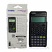 Original Casio Fx-350es Plus 2nd Edition Natural Textbook Display 252 Functions-Master Square