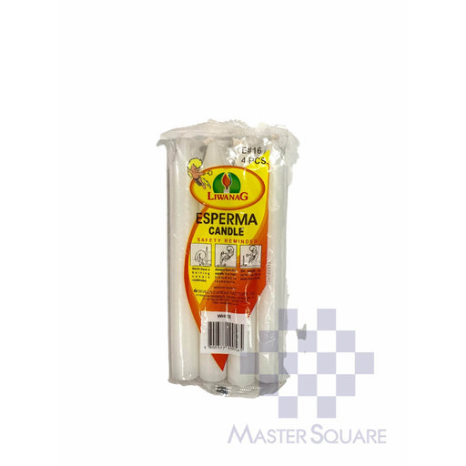 Esperma No.16 Pack Of 4 Approx. 1.9 X 17.50 Cm-Master Square