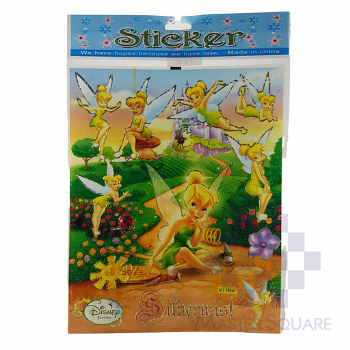 Sticker Tinkerbell Approx 8 X 9.5in-Master Square
