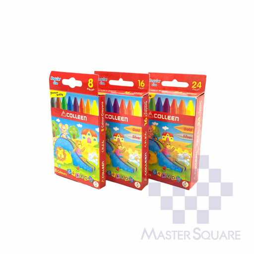 Colleen Regular Size Crayon-Master Square