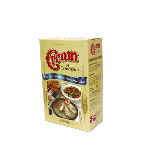 Cream Corn Starch 400g-Master Square