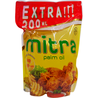 Mitra Palm Oil 1.8lx6-Master Square