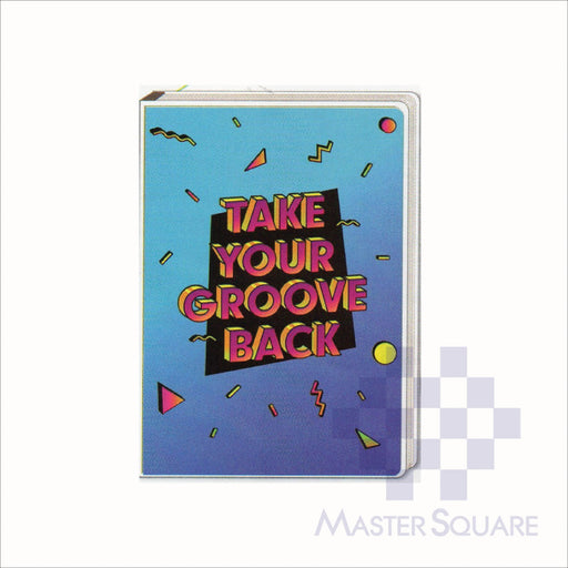 Spring Leaf Clip Binder Notebook 9 Division 5 X 7 In 16 Lvs / Pin Binder 60gsm Handbook Design 1-Master Square