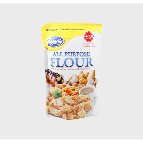 Magnolia All Purpose Flour 400g-Master Square