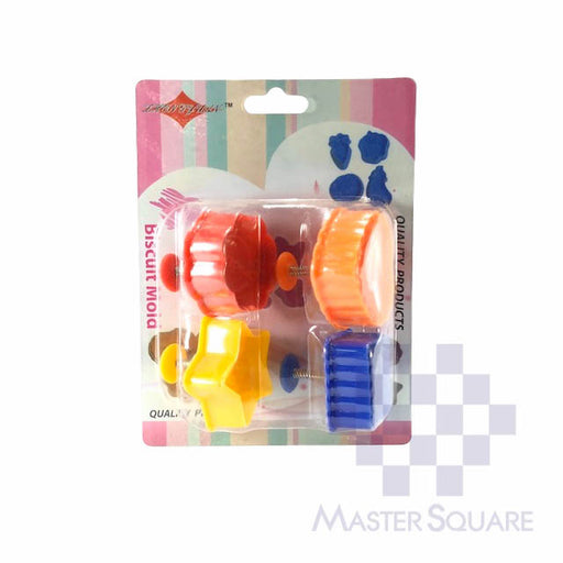 Bisquit/ Polvoron Mould-Master Square