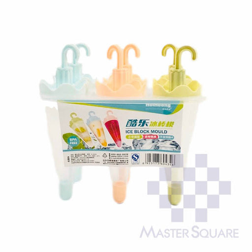 Ice Block Mould Set Of 6 Umbrella-Master Square