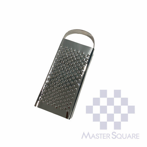 Stainless Steel Fruit, Vegetable, Cheese Grater 28 X 12 Cm-Master Square