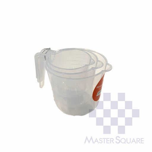 Smart Cook Measuring Cups Set Of 3 1l, 500ml, 250 Ml-Master Square