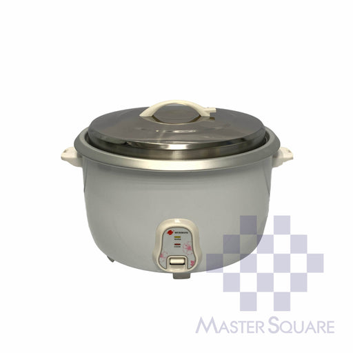 Micromatic Rice Cooker 7.8 Liter Mrc-50 45 Cups Of Rice-Master Square