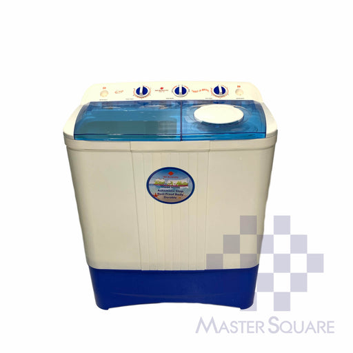 Micromatic Washing Machine Mwm-700 6.5kg Capacity 3.0kg Spin Dryer Capacity-Master Square