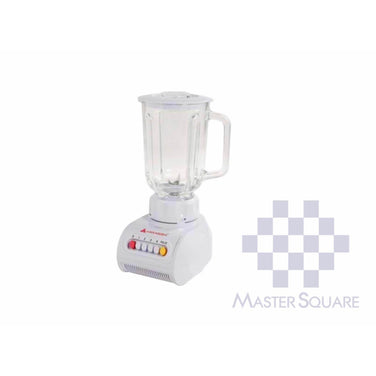 Hanabishi Super Blender Hjb-115 4 Speed With Pulse White-Master Square