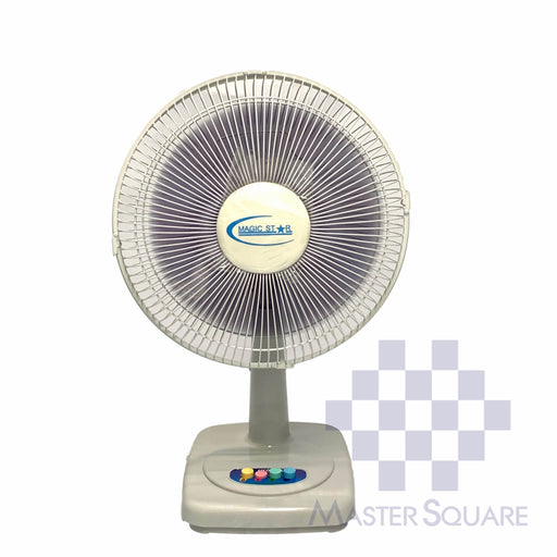 Magic Star Princess 12 In Desk Fan New-Master Square