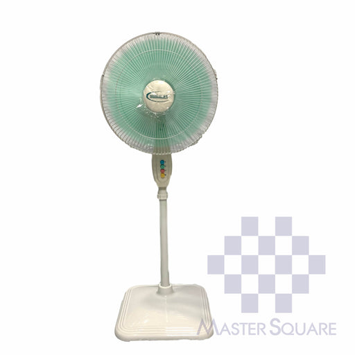 Magic Star Elegant 62 In Stand Fan-Master Square