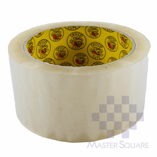 Packaging Tape 2x80 Clear-Master Square