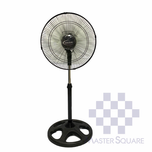 Magic Star Stallion 16 In Stand Fan Metal Blades-Master Square