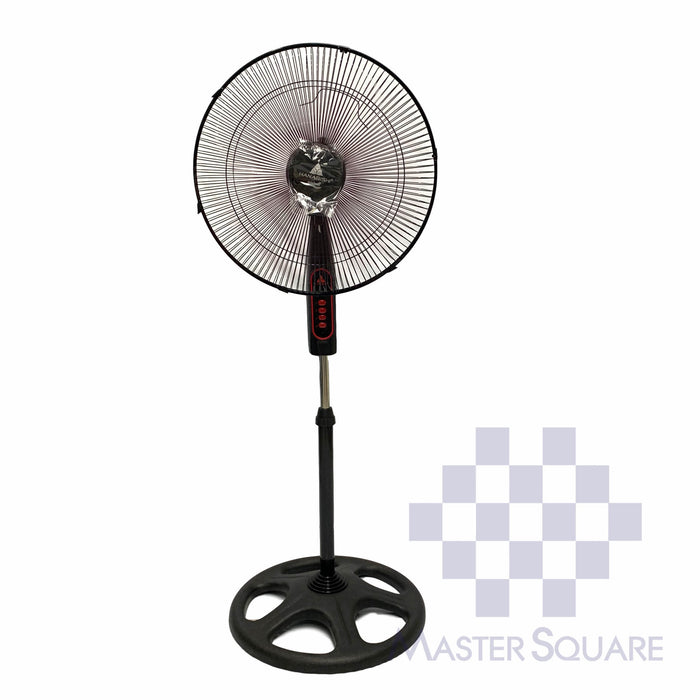 Hanabishi Windmill 18 In Stand Fan Blue-Master Square