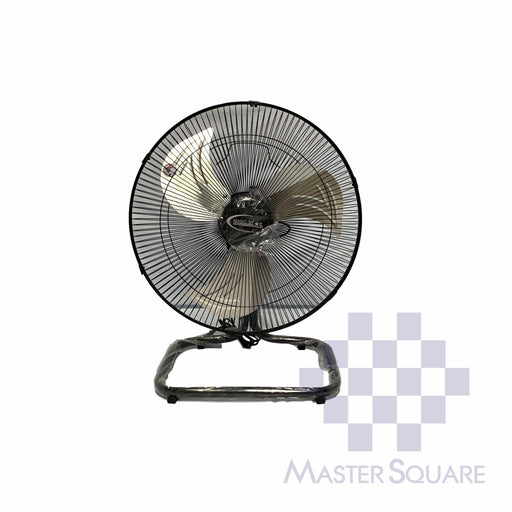 Magic Star Industrial 18 In Floor Fan Metal Blades-Master Square