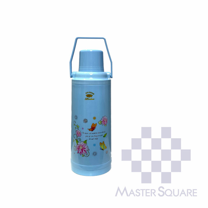Lotus Thermos 2010 2.2 Liter Capacity Green-Master Square