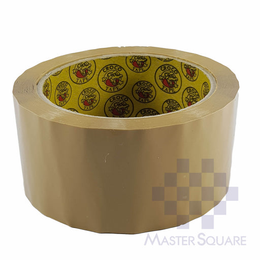 Packaging Tape 2x80 Tan-Master Square