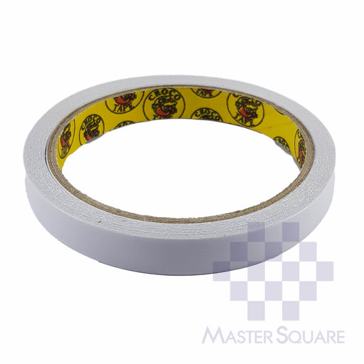 Croco Double Sided Tape 1/2in X 10m-Master Square