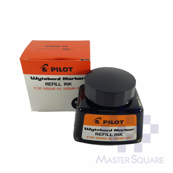 Pilot Wytebord Marker Refill Ink For Wbmk-m, Wbmk-mc 30 Ml-Master Square
