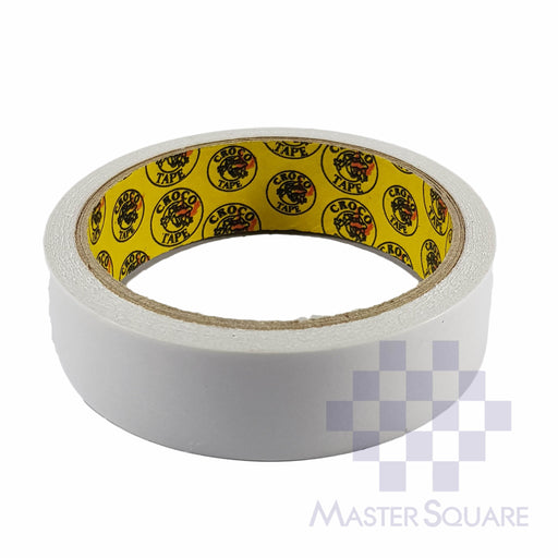 Croco Double Sided Tape 1in X 10m-Master Square